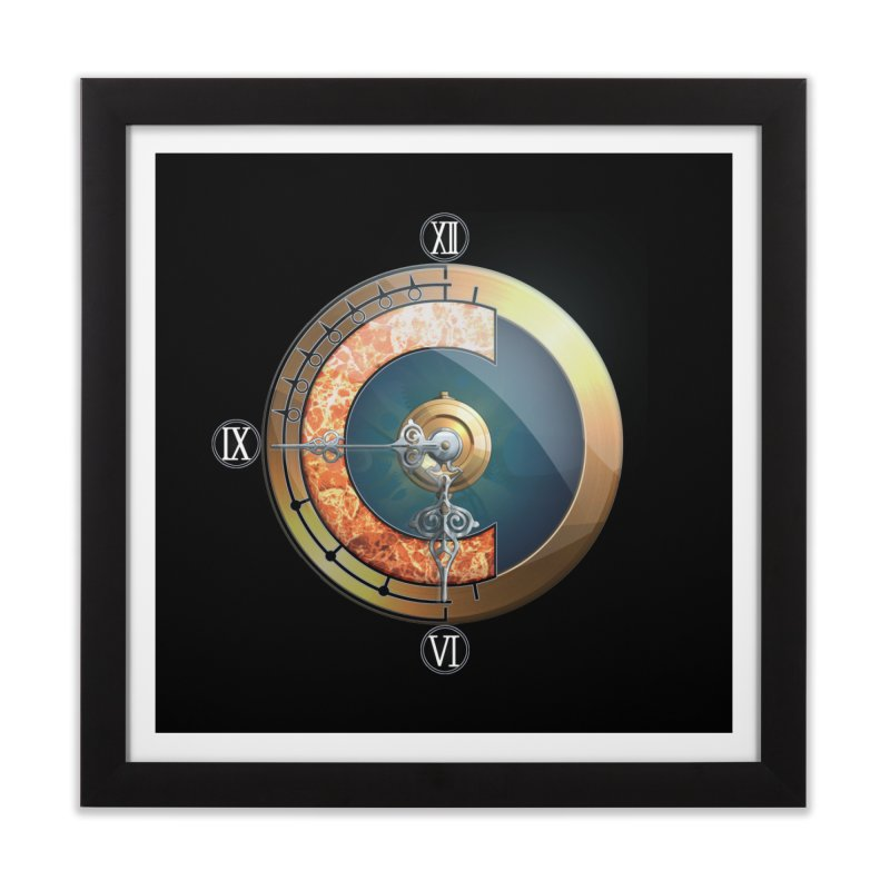 Chrono Trigger Home Framed Fine Art Print by FunctionalFantasy Artist Shop
