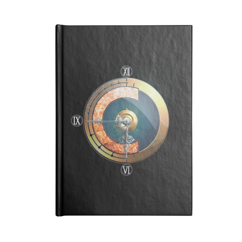 Chrono Trigger Accessories Lined Journal Notebook by FunctionalFantasy Artist Shop