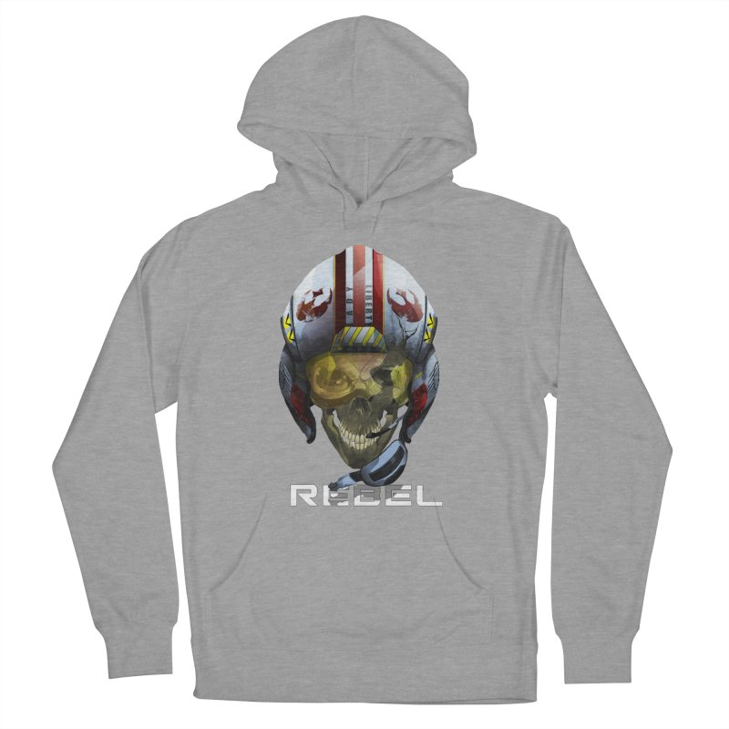 REBEL Women's Pullover Hoody by FunctionalFantasy Artist Shop