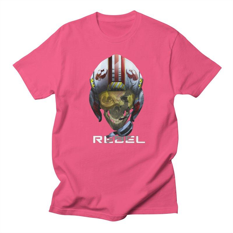REBEL Men's Regular T-Shirt by FunctionalFantasy Artist Shop
