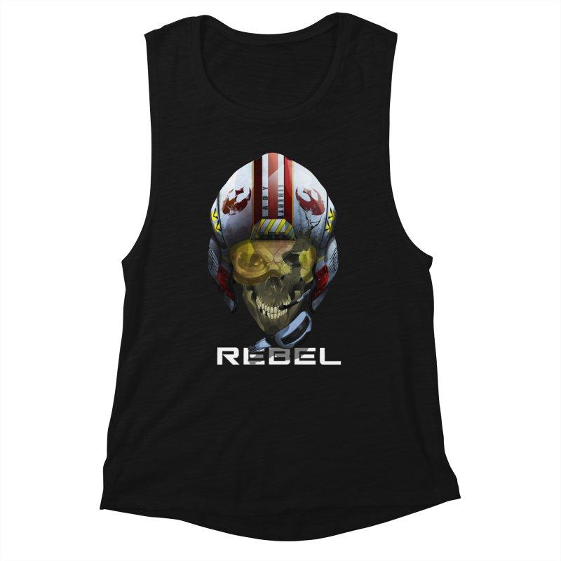 REBEL Women's Tank by FunctionalFantasy Artist Shop