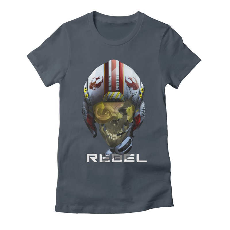 REBEL Women's T-Shirt by FunctionalFantasy Artist Shop
