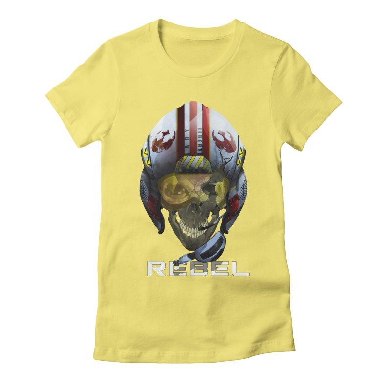 REBEL Women's T-Shirt by FunctionalFantasy Artist Shop