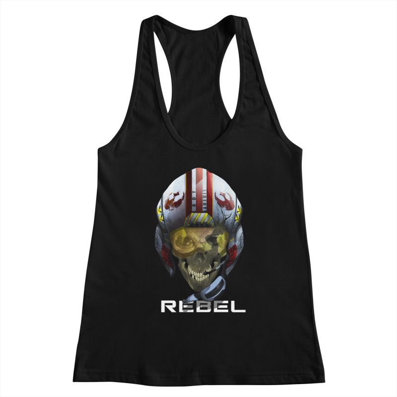 REBEL Women's Tank by FunctionalFantasy Artist Shop