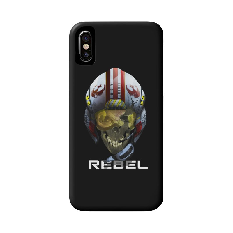 REBEL Accessories Phone Case by FunctionalFantasy Artist Shop