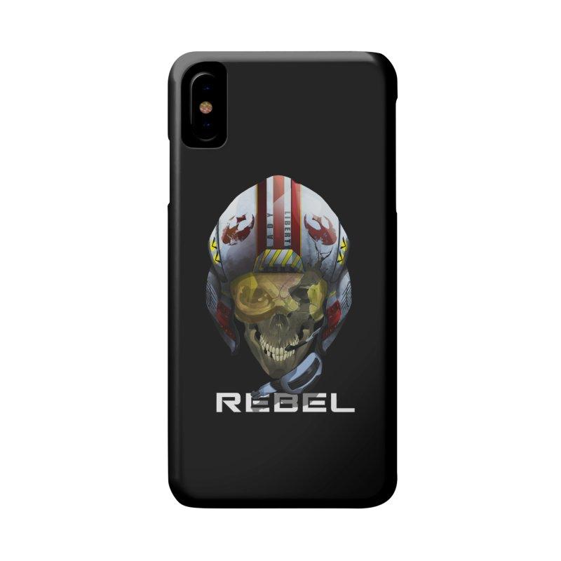 REBEL Accessories Phone Case by FunctionalFantasy Artist Shop