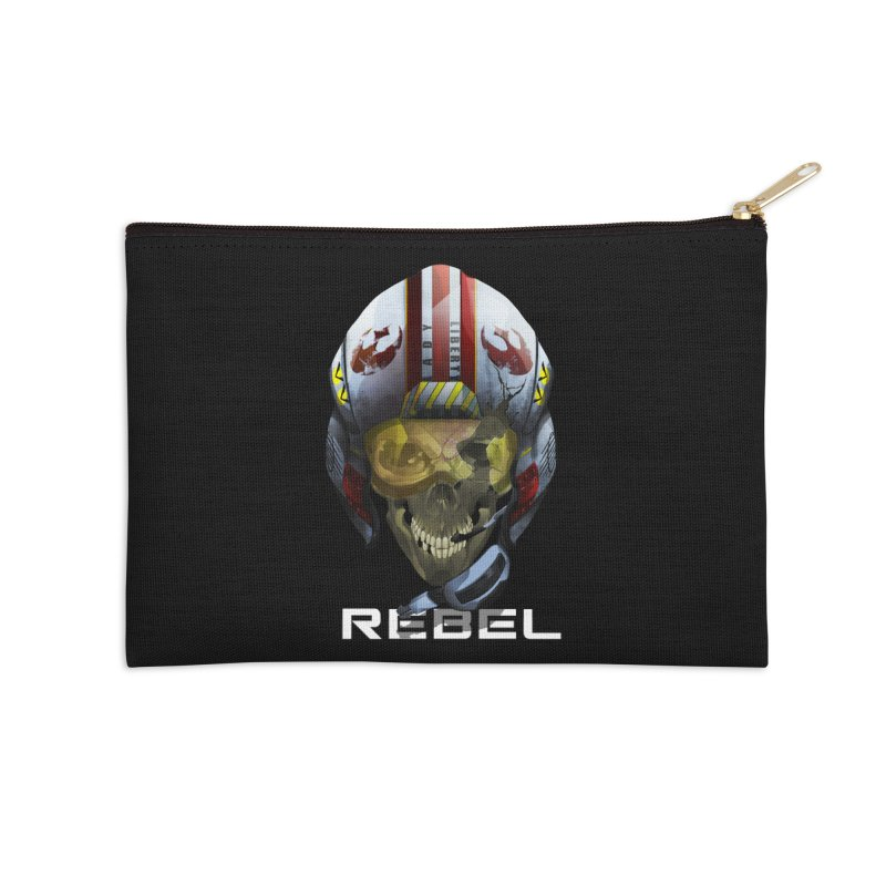 REBEL Accessories Zip Pouch by FunctionalFantasy Artist Shop