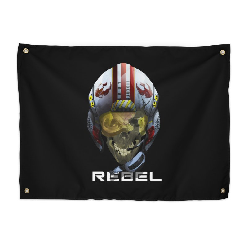REBEL Home Tapestry by FunctionalFantasy Artist Shop