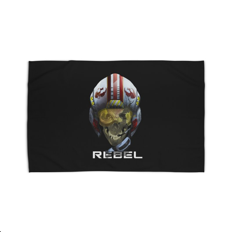REBEL Home Rug by FunctionalFantasy Artist Shop