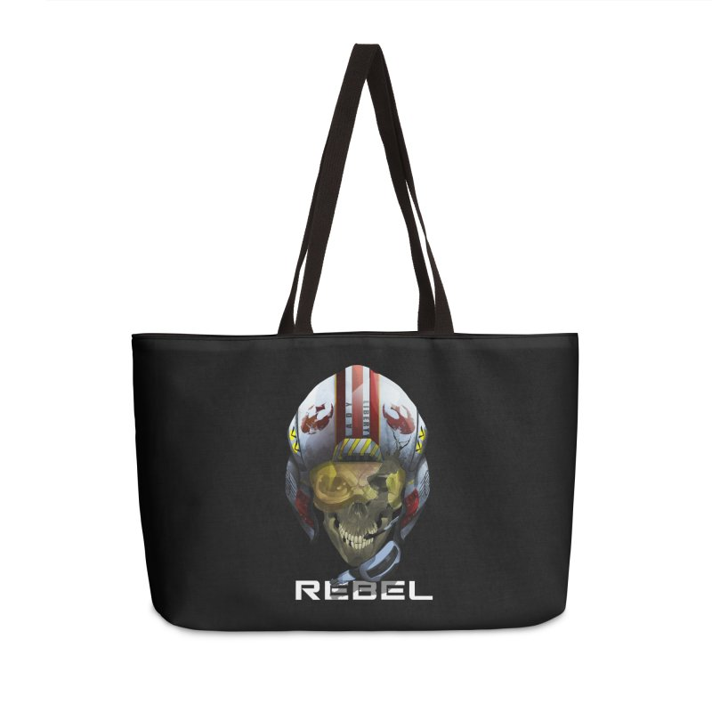 REBEL Accessories Bag by FunctionalFantasy Artist Shop