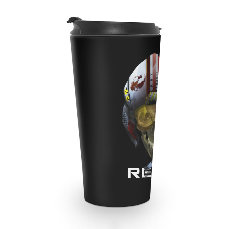 REBEL Accessories Travel Mug by FunctionalFantasy Artist Shop