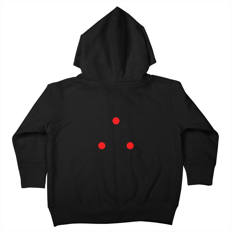 Dot Dot Dot Kids Toddler Zip-Up Hoody by FunctionalFantasy Artist Shop