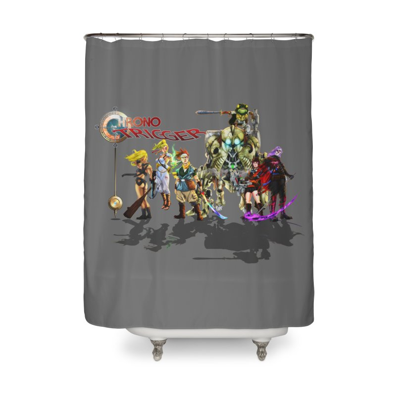 1999 A.D. Home Shower Curtain by FunctionalFantasy Artist Shop