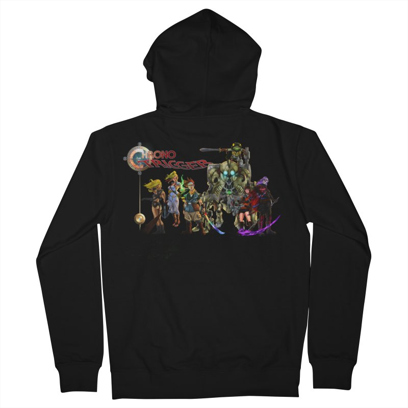 1999 A.D. Women's French Terry Zip-Up Hoody by FunctionalFantasy Artist Shop