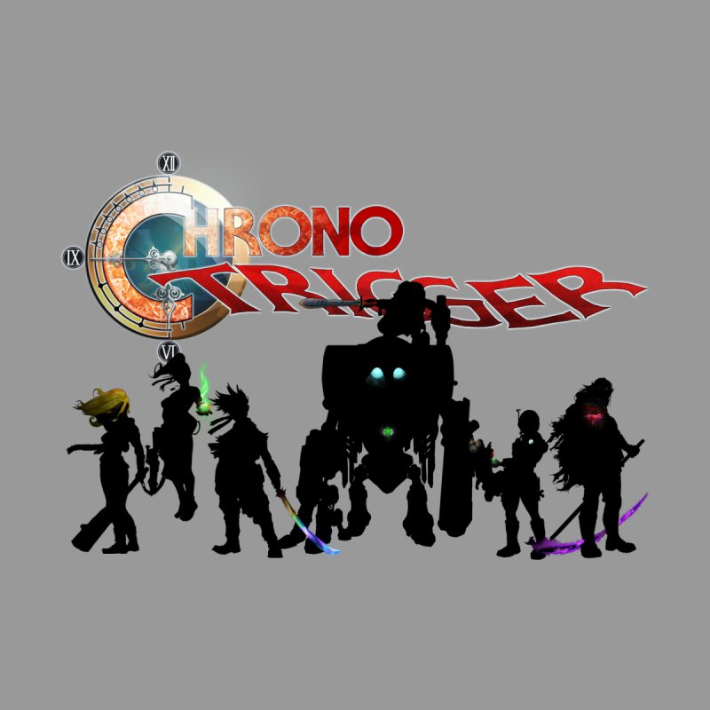 Chrono Trigger Men's T-Shirt by FunctionalFantasy Artist Shop