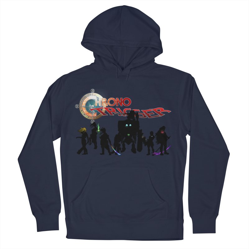 Chrono Trigger Men's French Terry Pullover Hoody by FunctionalFantasy Artist Shop