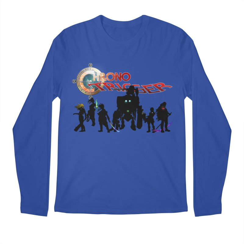 Chrono Trigger Men's Regular Longsleeve T-Shirt by FunctionalFantasy Artist Shop