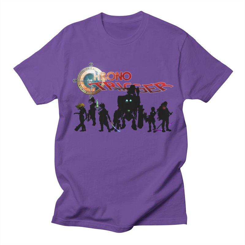 Chrono Trigger Men's T-Shirt by FunctionalFantasy Artist Shop