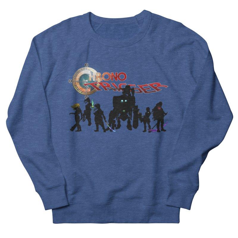 Chrono Trigger Women's French Terry Sweatshirt by FunctionalFantasy Artist Shop