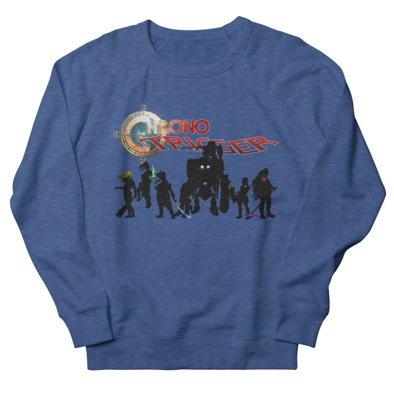 Chrono Trigger Men's Sweatshirt by FunctionalFantasy Artist Shop