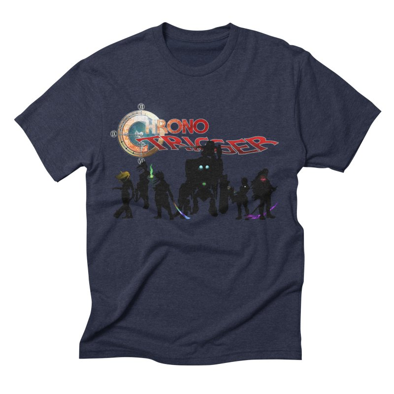 Chrono Trigger Men's Triblend T-Shirt by FunctionalFantasy Artist Shop