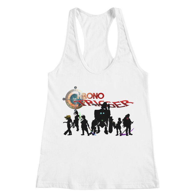Chrono Trigger Women's Racerback Tank by FunctionalFantasy Artist Shop