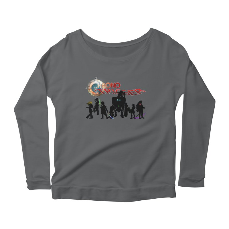 Chrono Trigger Women's Longsleeve T-Shirt by FunctionalFantasy Artist Shop
