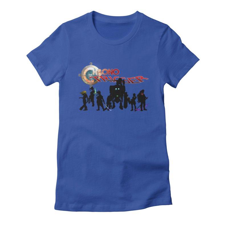 Chrono Trigger Women's T-Shirt by FunctionalFantasy Artist Shop