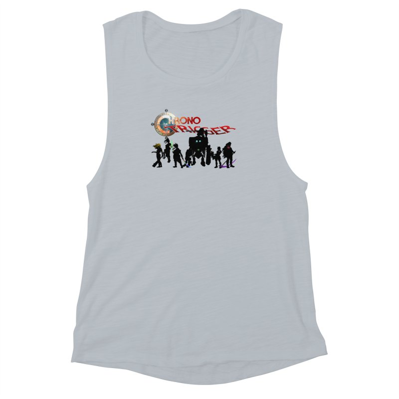 Chrono Trigger Women's Muscle Tank by FunctionalFantasy Artist Shop