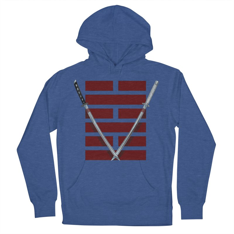 Arashikage Men's French Terry Pullover Hoody by FunctionalFantasy Artist Shop