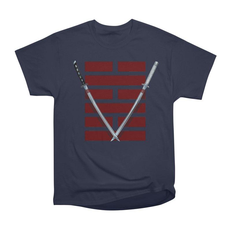 Arashikage Women's Heavyweight Unisex T-Shirt by FunctionalFantasy Artist Shop