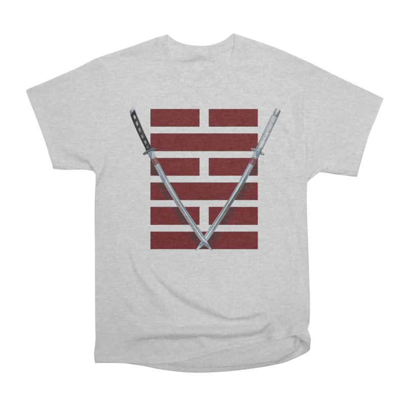 Arashikage Women's Heavyweight Unisex T-Shirt by FunctionalFantasy Artist Shop
