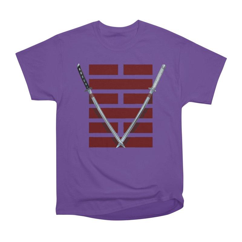 Arashikage Men's Heavyweight T-Shirt by FunctionalFantasy Artist Shop