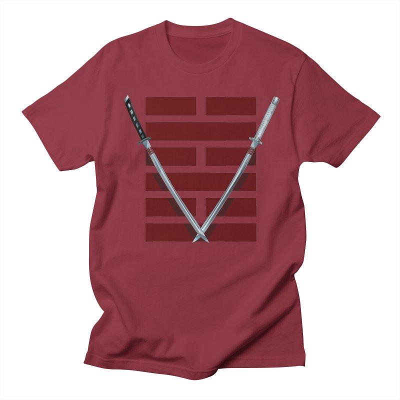 Arashikage Men's Regular T-Shirt by FunctionalFantasy Artist Shop