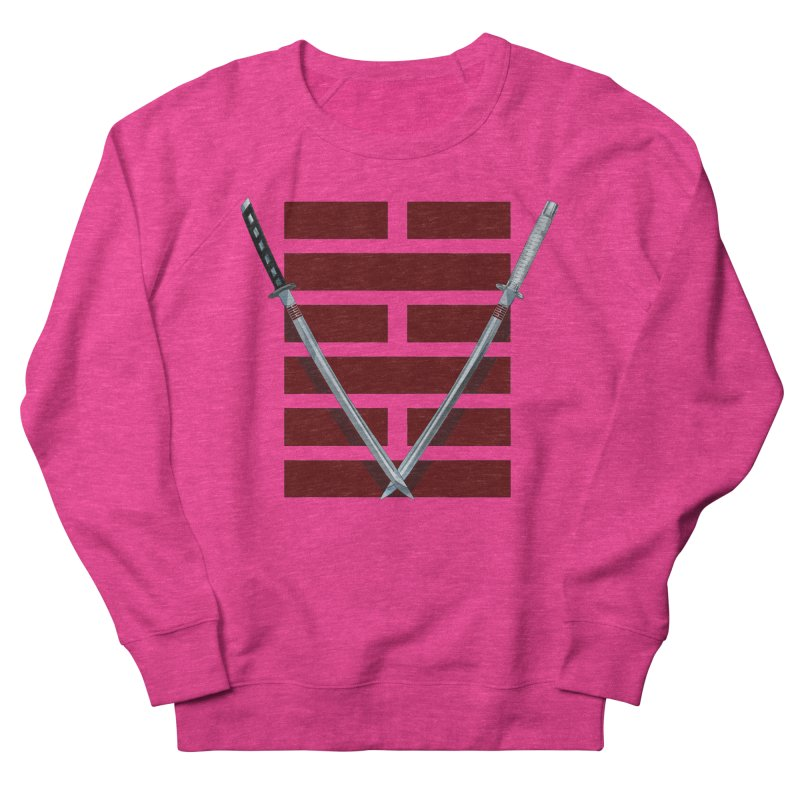 Arashikage Women's French Terry Sweatshirt by FunctionalFantasy Artist Shop