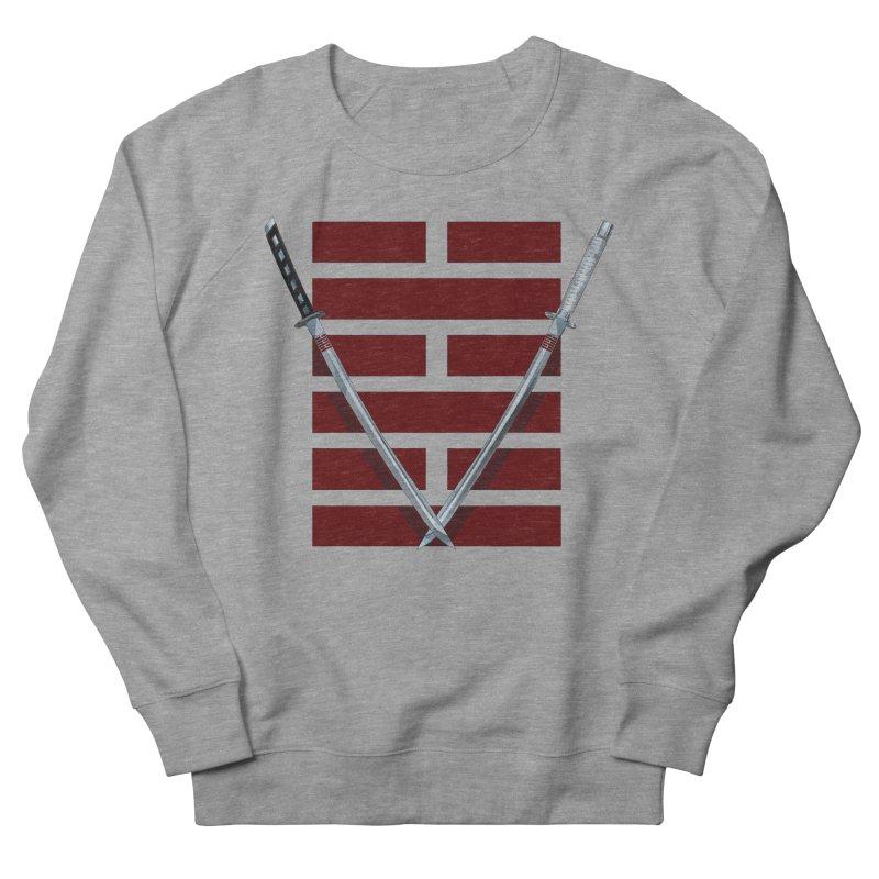 Arashikage Men's French Terry Sweatshirt by FunctionalFantasy Artist Shop
