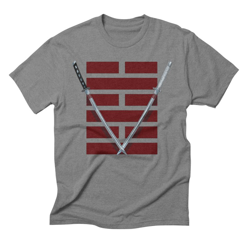 Arashikage Men's Triblend T-Shirt by FunctionalFantasy Artist Shop
