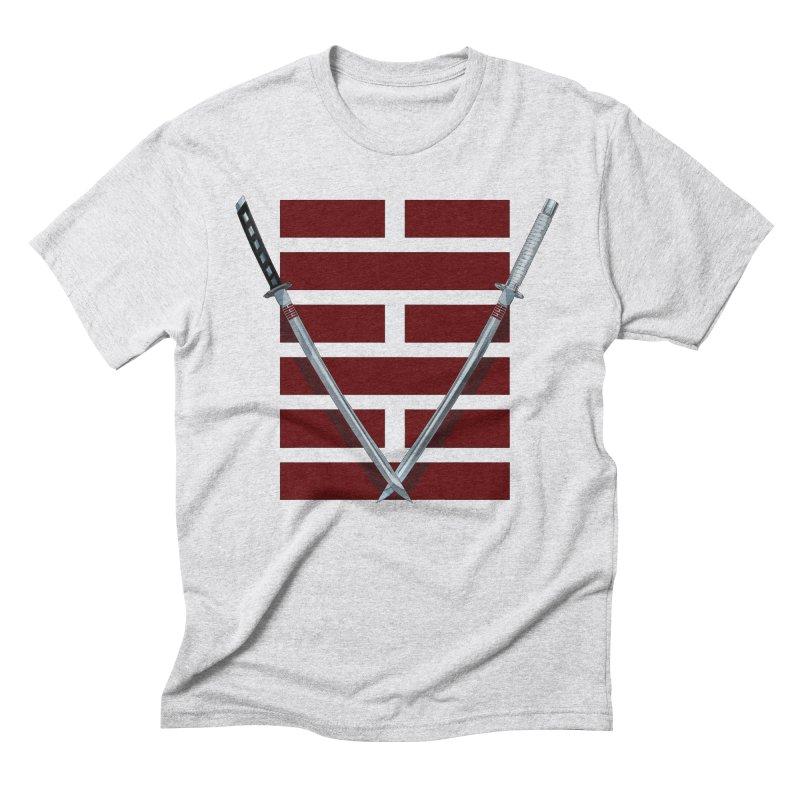 Arashikage Men's Triblend T-Shirt by FunctionalFantasy Artist Shop