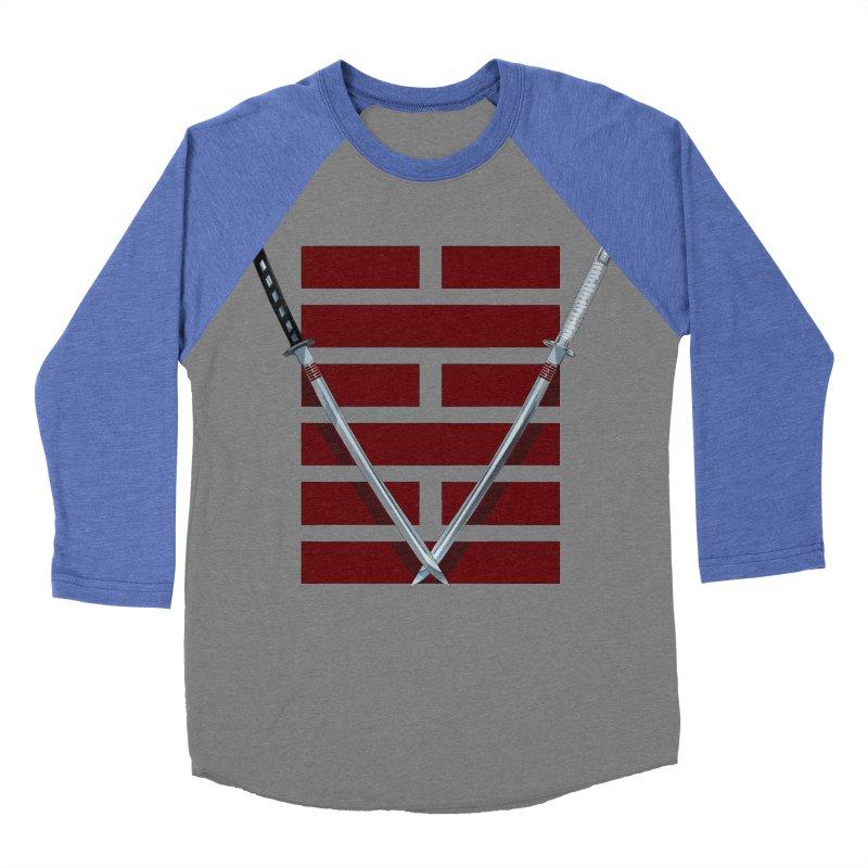 Arashikage Women's Baseball Triblend Longsleeve T-Shirt by FunctionalFantasy Artist Shop