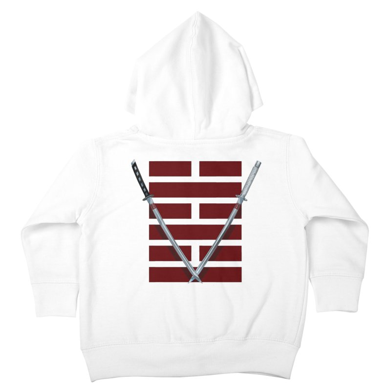 Arashikage Kids Toddler Zip-Up Hoody by FunctionalFantasy Artist Shop