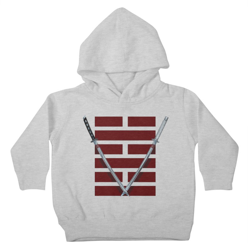 Arashikage Kids Toddler Pullover Hoody by FunctionalFantasy Artist Shop