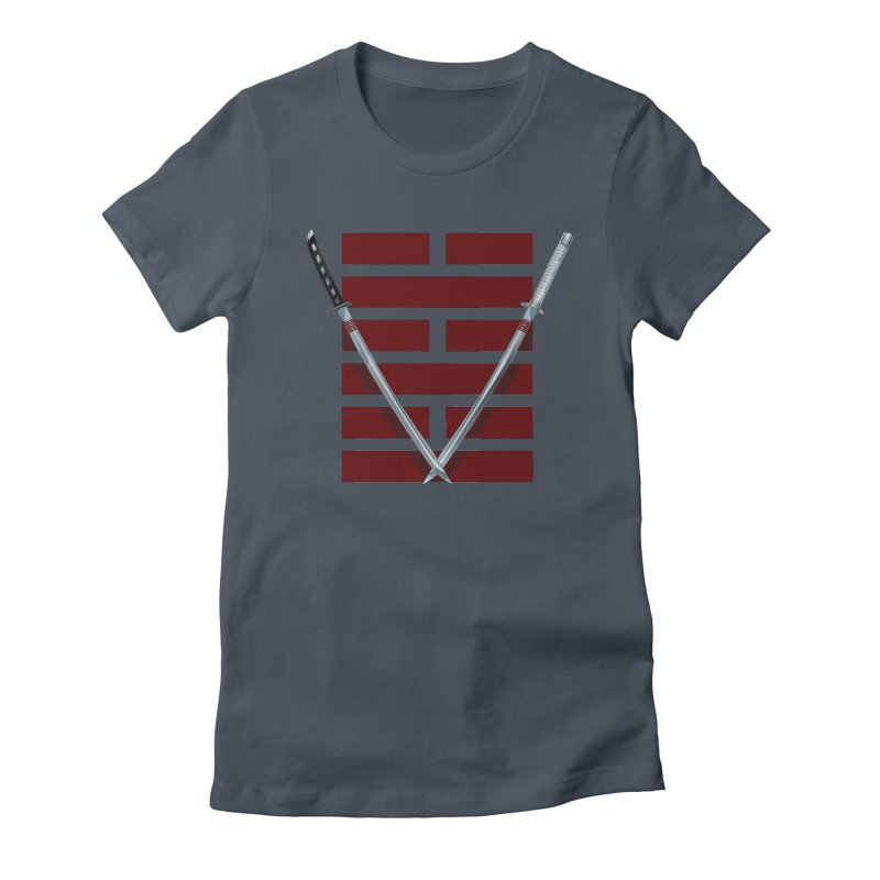Arashikage Women's T-Shirt by FunctionalFantasy Artist Shop