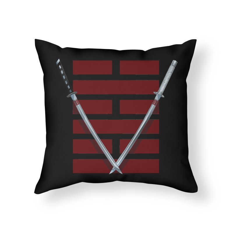 Arashikage Home Throw Pillow by FunctionalFantasy Artist Shop