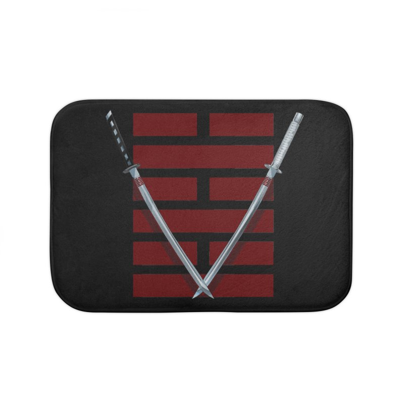 Arashikage Home Bath Mat by FunctionalFantasy Artist Shop