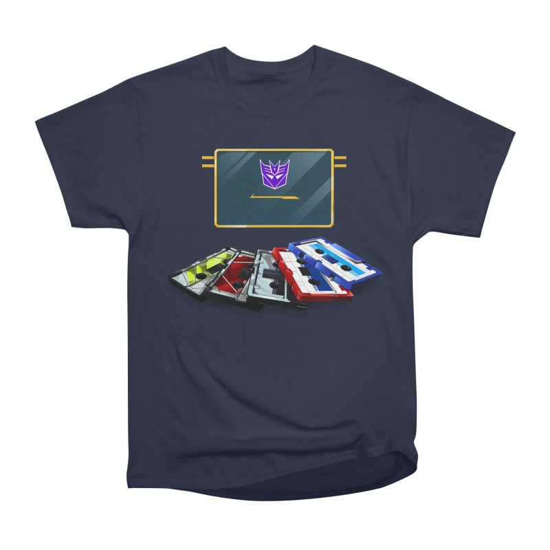 Soundwave Women's Heavyweight Unisex T-Shirt by FunctionalFantasy Artist Shop