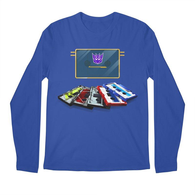 Soundwave Men's Regular Longsleeve T-Shirt by FunctionalFantasy Artist Shop