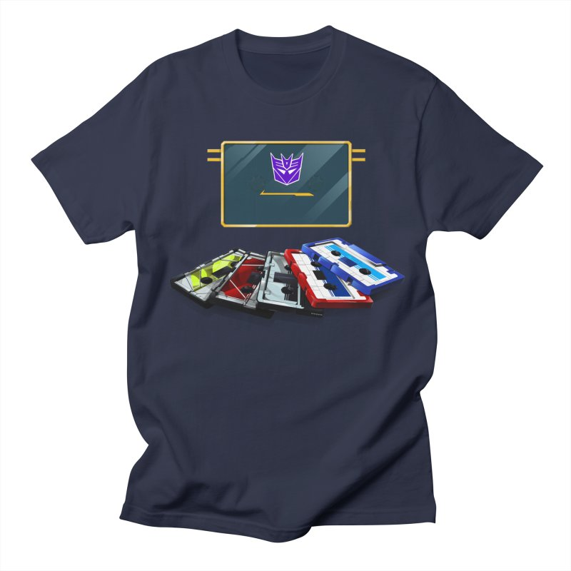Soundwave Women's Regular Unisex T-Shirt by FunctionalFantasy Artist Shop
