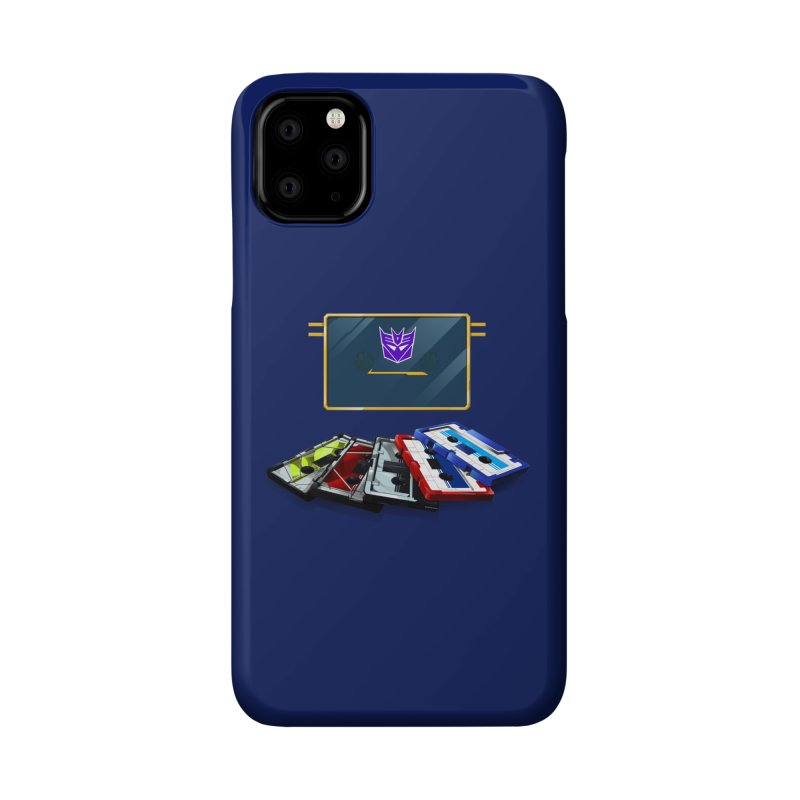 Soundwave Accessories Phone Case by FunctionalFantasy Artist Shop