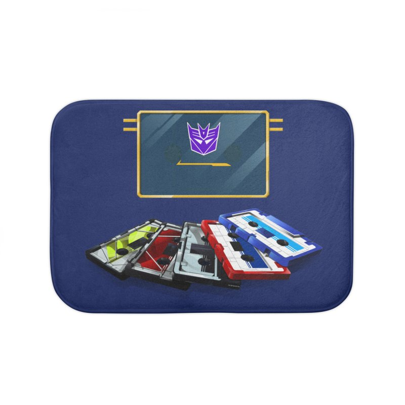 Soundwave Home Bath Mat by FunctionalFantasy Artist Shop