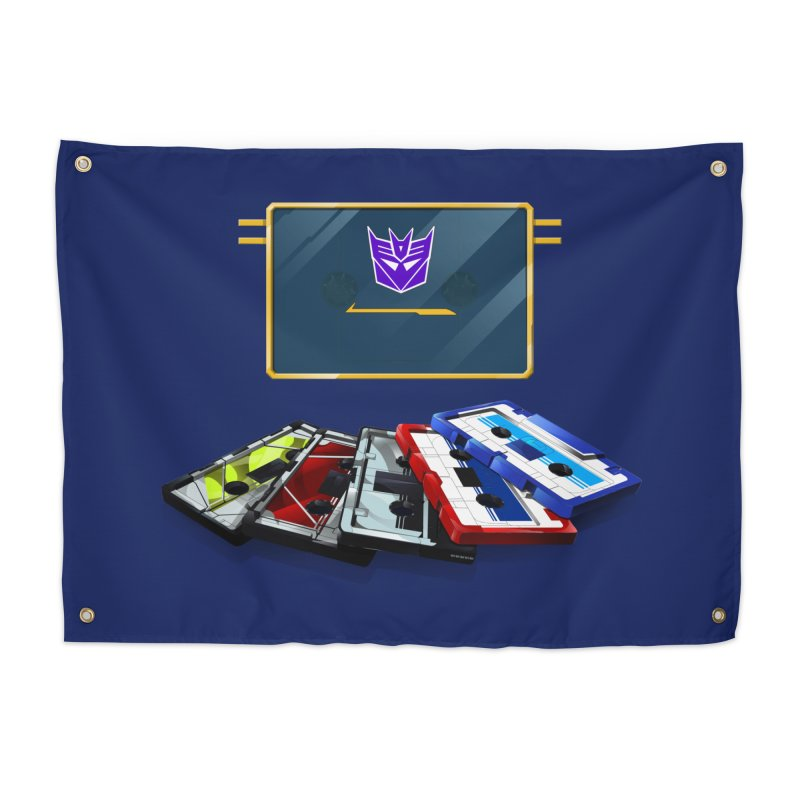 Soundwave Home Tapestry by FunctionalFantasy Artist Shop